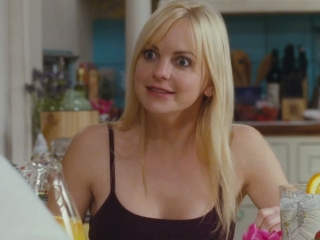 You anna faris on sex happens. Let's