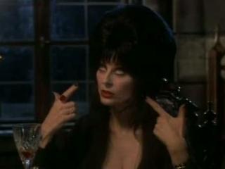 Elvira's Haunted Hills: Clip 1