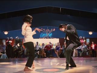 Pulp Fiction: Dancing