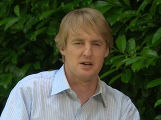 The Big Year: Owen Wilson On His Character