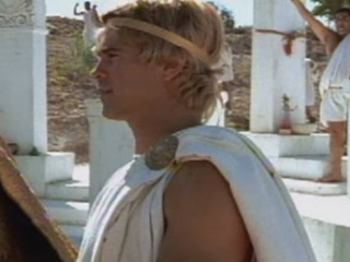 Alexander Scene: You Lose Face