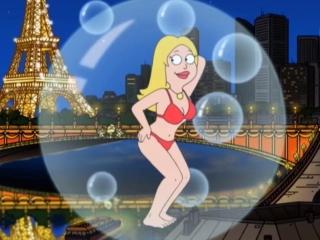 American Dad!: Francine Remix