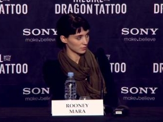 The Girl With The Dragon Tattoo: Stockholm Press Day (UK Featurette)
