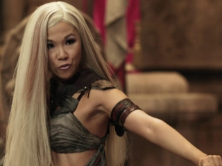 The Scorpion King 3: Battle For Redemption: Silda Fights Tsukai