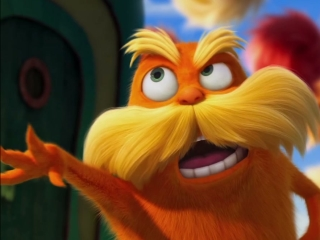 Dr. Seuss' The Lorax: The Once-Ler's Family Arrives In The Forest
