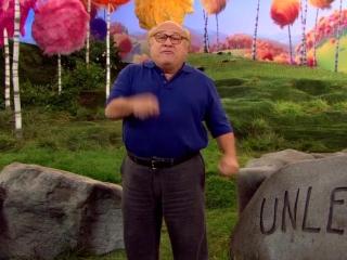 Dr. Seuss' The Lorax: Danny Devito On The Lorax