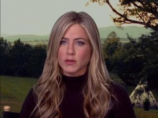 Wanderlust: Jennifer Aniston On Working On The Movie