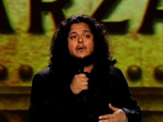 Felipe Esparza: They're Not Gonna Laugh At You: Stereotypes