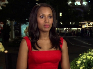 A Thousand Words: Kerry Washington On What Attracted Her To The Project