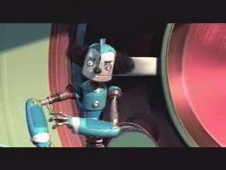 Robots Scene: Magnetized