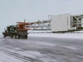 Ice Road Truckers: Lost On The Ice
