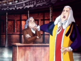 Liberty's Kids: The Intolerable Acts