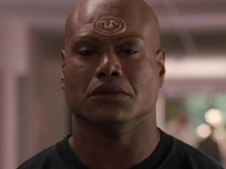 Stargate Sg-1: Touchstone