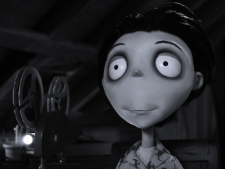 Frankenweenie Movie Trailer And Videos Tv Guide