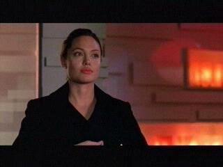 Mr. And Mrs. Smith Scene: Building Jump