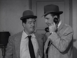 The Abbott And Costello Show: Barber Lou Trailer (1953 ...