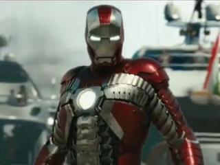 Скачать Железный человек 2 / Iron Man 2 (2010).  Скриншоты.