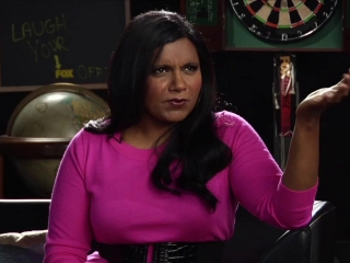The Mindy Project Mindy And Ike Just Broke The Internet