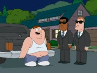 Family Guy: The Incredibly Bad Choices Of Peter Griffin