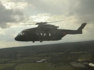 Skyfall: Helicopter Videoblog