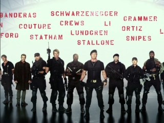 The Expendables 3 (Trailer 1)