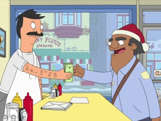 Bob S Burgers Merry Christman Mike Trailer 2012 Video Detective