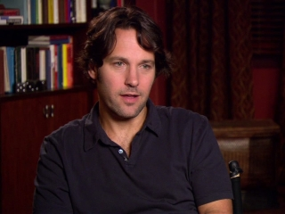 This Is 40: Paul Rudd On Working With Maude And Iris Apatow