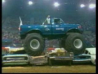 Modern Marvels: Monster Trucks