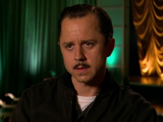 Gangster Squad: Giovanni Ribisi On His Character