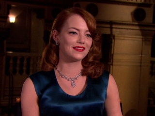 Gangster Squad: Emma Stone On Her Character