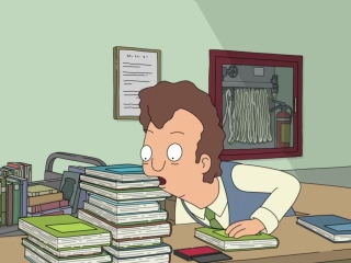 Bobs burgers librarian
