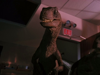 Jurassic Park: It's Inside