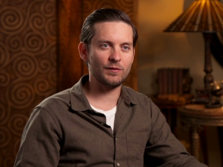The Great Gatsby: Tobey Maguire On The Feel Of The Film