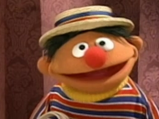 Sesame Street: Bert And Ernie's World Play