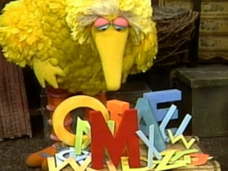 Sesame Street Learning About Letters 2004 Video Detective