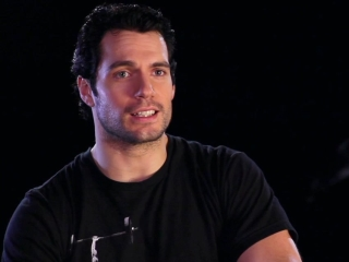 Man Of Steel: Henry Cavill On His Character