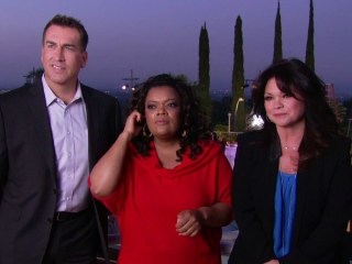 Hollywood Game Night: Interview Excerpts: Rob Riggle, Yvette Nicole Brown, Valerie Bertinelli