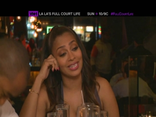 LA La's Full Court Life: Parenthood