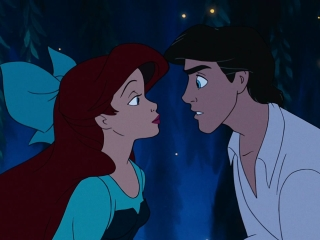 The Little Mermaid: Kiss The Girl