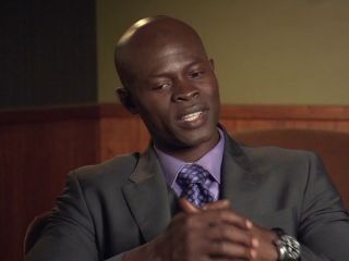 Baggage Claim: Djimon Hounsou On What Type Of Romance Quentin Offers Montana