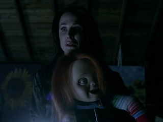 Curse Of Chucky: Barb In The Attic