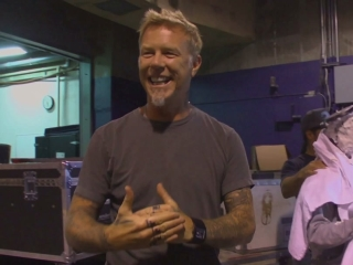 Metallica Through The Never: Chapter 9 Finally Being Filmed (Uncensored)