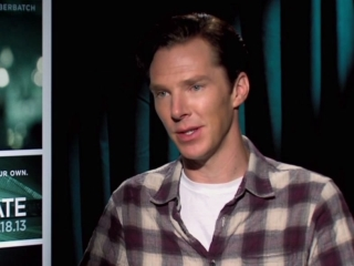 The Fifth Estate: Benedict Cumberbatch On Working With Bill Condon