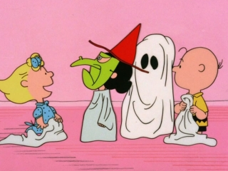 It S The Great Pumpkin Charlie Brown Trailer 1966