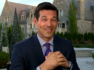 Best Man Holiday: Eddie Cibrian On His Character's Introduction