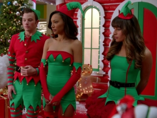 glee previously unaired christmas trailer 2013 video detective - Glee Previously Unaired Christmas