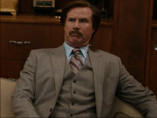 Anchorman 2: The Legend Continues: We Dig