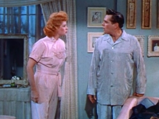 Forever darling trailer 1956 video detective for How tall was lucille ball and desi arnaz