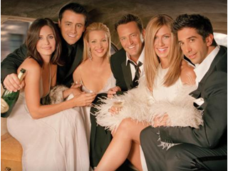 Friends: Complete Seasons 1-10