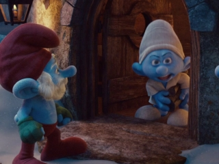 The Smurfs: A Christmas Carol (English Trailer 1)
